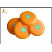 China Good quality factory made eva yellow color flying saucer on sale