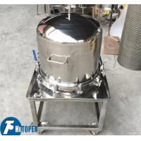Buy cheap Full Sealed Chemical Filter Press Vertical Structure Fine Filtration One Year Warranty product