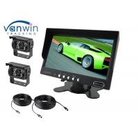 China 7inch stand mount reverse camera monitor with customized Logo on sale