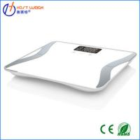 Buy cheap High Quality Digital Bathroom Scale, Electronic Body Weighing Scales for household from wholesalers