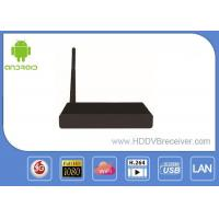 Buy cheap Black Amlogic S805 Quad Core Android Smart TV Box XBMC 1080P 3G OEM from wholesalers