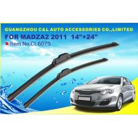 Buy cheap Durable Replacement Teflon Coating Silicone Wiper Blades For Mazda from wholesalers