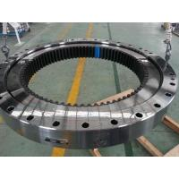 Buy cheap slewing bearing used for percussion counter-circulation drill machine slewing ring, turntable bearing manufactuer from wholesalers