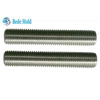 Buy cheap Fully Threaded Stud Bar 1000mm Length M27 ~ M39 SUS 306 Materials DIN 975 Standard from wholesalers