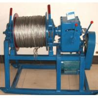Buy cheap High Efficiency Slip Way Winch Marine Tool Liting Pulling Winch for Drilling from wholesalers