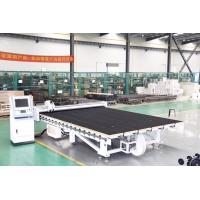 Buy cheap High Speed Mirror Glass Cutting Equipment . Full Automatic Glass Cutting Machine from wholesalers