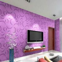 Buy cheap Wall panels, environment-friendly, waterproof, fireproof, sound-absorbing and 3-dimension relief from wholesalers