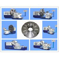 Buy cheap High Quality CNC Lathe cheap floor-type machine from wholesalers