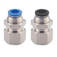 Buy cheap Pneumatic Fittings,Push-in Fittings,Pneumatic Connector-PMF from wholesalers