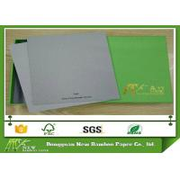 Buy cheap Recycled Mixed Pulp Grey Chipboard Paper Anti-Curl for Carton Box from wholesalers