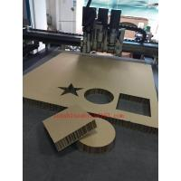 Buy cheap 50mm Honeycomb Paper Board Sample Prototype Digital Cutting Plotter Machine from wholesalers