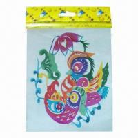 Buy cheap Water Transfer Temporary Tattoo Stickers with Unique Style, Suitable for Body, Book and Face from wholesalers