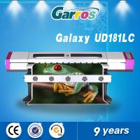 Buy cheap High quality Galaxy UD181 LC / UD 181 LA eco solvent printer , flex banner printer for sale from wholesalers