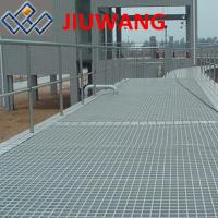 Buy cheap steel walk grating/walkway grating from wholesalers