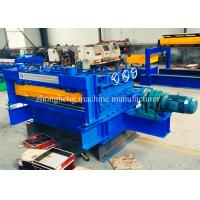 Buy cheap Galvanized Steel Coil Uncoiling Slitter Rewinder Machine 180KW 380V from wholesalers