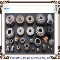 Buy cheap Customized Forged Steel Bevel Gear / Helical Gear as Per Request from wholesalers