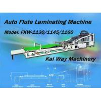 Buy cheap Auto Flute Laminating Machine from wholesalers