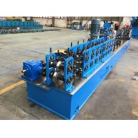 Buy cheap High Speed Profile Angle Roll Forming Machine with notching 3mm from wholesalers