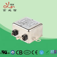 Buy cheap 0.75Kw-560Kw EMI EMC Filter / Ac Input Emi Filter For Frequency Inverter from wholesalers