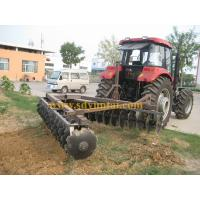 Buy cheap Mounted  Movable Offset disc harrow  V  Type from wholesalers