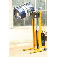 450Kg Load And 1.6m Lifting Height Gripper Type Electric Drum Lift with Electronic Balance