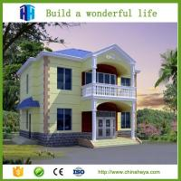 Buy cheap cheap prefabricated steel frame house villas designs philippines from wholesalers