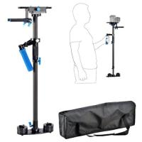 Buy cheap Pro Steadicam Magic Carbon Fiber 1.2M Handheld Hand Held Stabilizer DSLR Camera DSLR DV from wholesalers