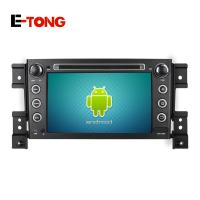 Buy cheap 7''Android 4.4.4 car dvd player for suzuki grand vitara with gps navigation bluetooth wifi from wholesalers