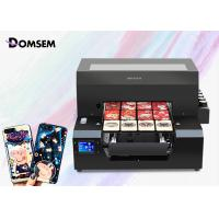 Buy cheap A3 Size Portable UV Printer , Inkjet Flatbed Printing Machine Relief 3D Embossed from wholesalers