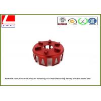 Buy cheap Red anodization CNC Aluminium Machined Parts from wholesalers