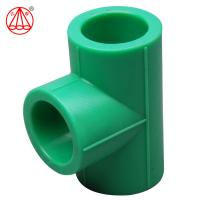 Buy cheap Socket Fusion PPR Pipe Fitting Environment Friendly  For Hot Water Supply from wholesalers