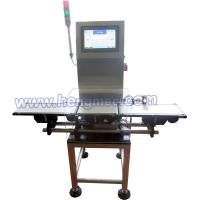 Buy cheap Checkweigher of high speed used for tiny bottles detecting from Wholesalers