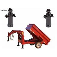 Buy cheap Double Acting Piston Lifting Under Body Hoist Dump Truck Hydraulic Cylinder from wholesalers