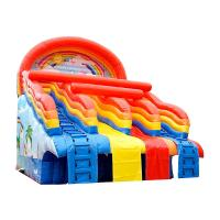 Buy cheap Giant Air Jumper Inflatable Trampoline Inflatable Fort For Children'S Play from wholesalers