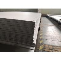 Buy cheap 316 316L Duplex Stainless Steel Sheet , Brushed Hot Rolled Steel Panels from wholesalers