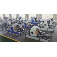 Buy cheap Large Diameter PVC Pipe Making Machine Optional Chamfering Cutter ⌀3000 Mm from wholesalers