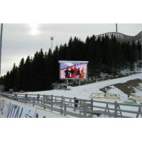 Buy cheap 5mm Pixel Pitch Outdoor Fixed LED Display High Brightness For Port / Airport from wholesalers