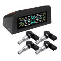 Buy cheap 4Wheels Car TPMS 24hours Monitoring Open Door Renew Sensor Data Immediately product