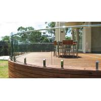 Quality Australia Standard Swimming Pool Stainless Steel Frameless Glass Balustrade with AS/NZS2208 for sale