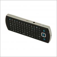 Buy cheap TV / Tablet Handheld Air Mouse 2.4Ghz Wireless Keyboard With Infrared product