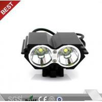 Buy cheap 2 X Cree Xm-L T6 Bicycle Headlight from wholesalers