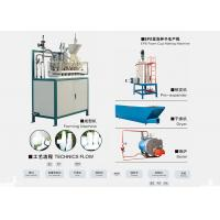 Buy cheap Professional Thermocol Cup Making Machine 6~16 Seconds/Cycle Production Cycle product
