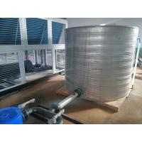 Box type Screw Type Air Cooled Water Chiller Solution Provider  #1456B7