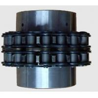 Buy cheap Forged Steel Chain Shaft Coupling , Natural Color Industrial Couplings from wholesalers