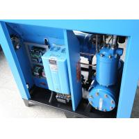 Buy cheap Stationary Rotary Screw Type Air Compressor VFD Energy Savings 15HP 11kW product