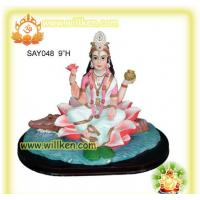 Buy cheap Polyresin Hindu God Statues for Pooja product