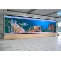 Buy cheap RGB Scrolling LED Display / HD Led Backlit Display With 16 Bit Grey Scale from wholesalers