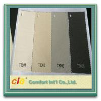 Buy cheap Woven Home Decor Fabrics Blackout Roller Blinds PVC Coated Polyester product