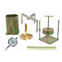 Buy cheap ASTM AASHTO California bearing ratio CBR mold and components Soil test equipment from wholesalers