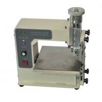 Buy cheap High Speed PCB Separator Machine With Japan Steel Blades , V Groove PCB Cutter from Wholesalers